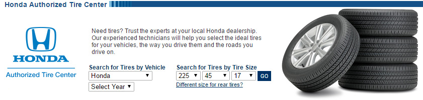 Ron Tonkin Honda Service