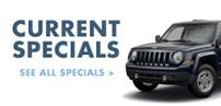 Current Dodge Specials