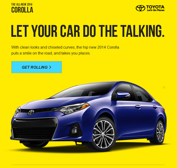 2014 Toyota Corolla Test Drive.html | Autos Weblog