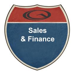 Sales & Finance