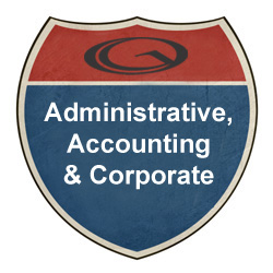 Administrative/Accounting & Corporate